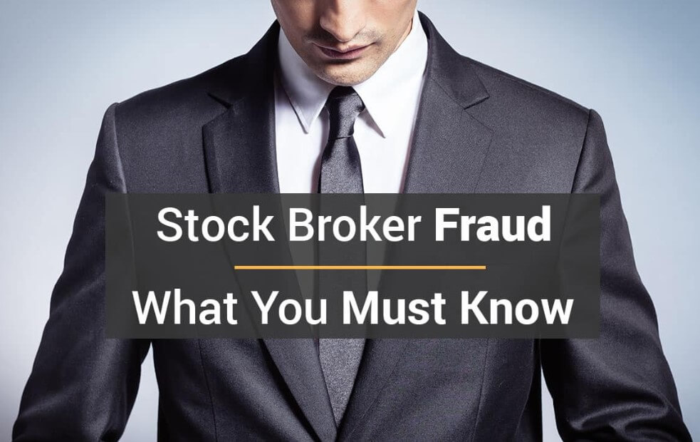 Stock Broker Fraud