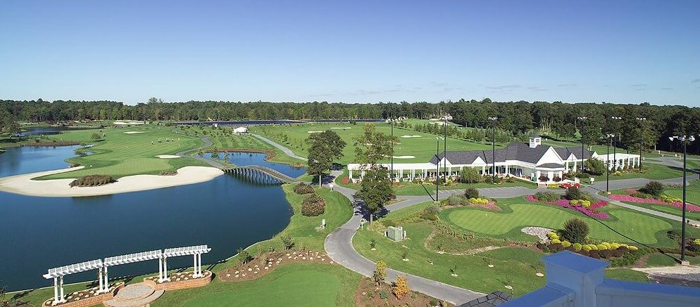 Golf Course Living – FORE!!!!