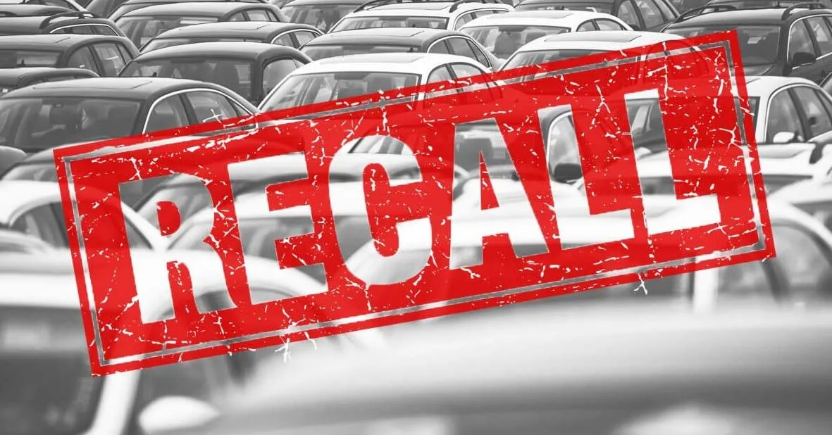 Car Recalls for defects