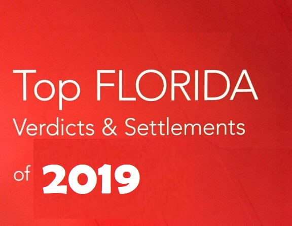 Verdicts/Settlements in Florida – Aronberg, Aronberg & Green