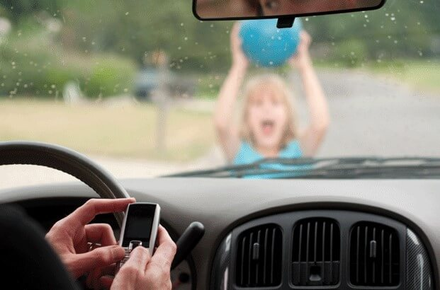 Dangers of Texting and driving and Calcium – Aronberg and Aronberg