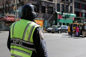 NYPD personal injury lawsuit
