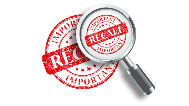 P.I. Pulse: Recent Product Recalls