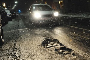 Governments can be sued for bad road conditions