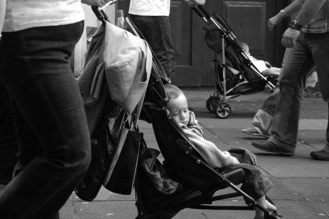 17,000+ Children Injured by Strollers and Carriers Each Year