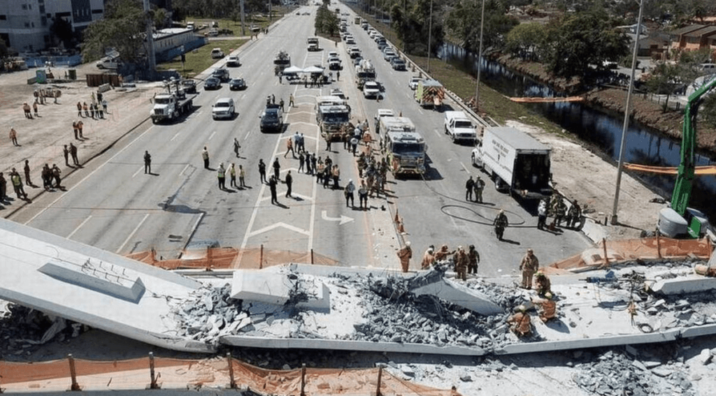 FIU Bridge Collapse - Aronberg, Aronberg and Green Delray Beach - Personal Injury Lawyers