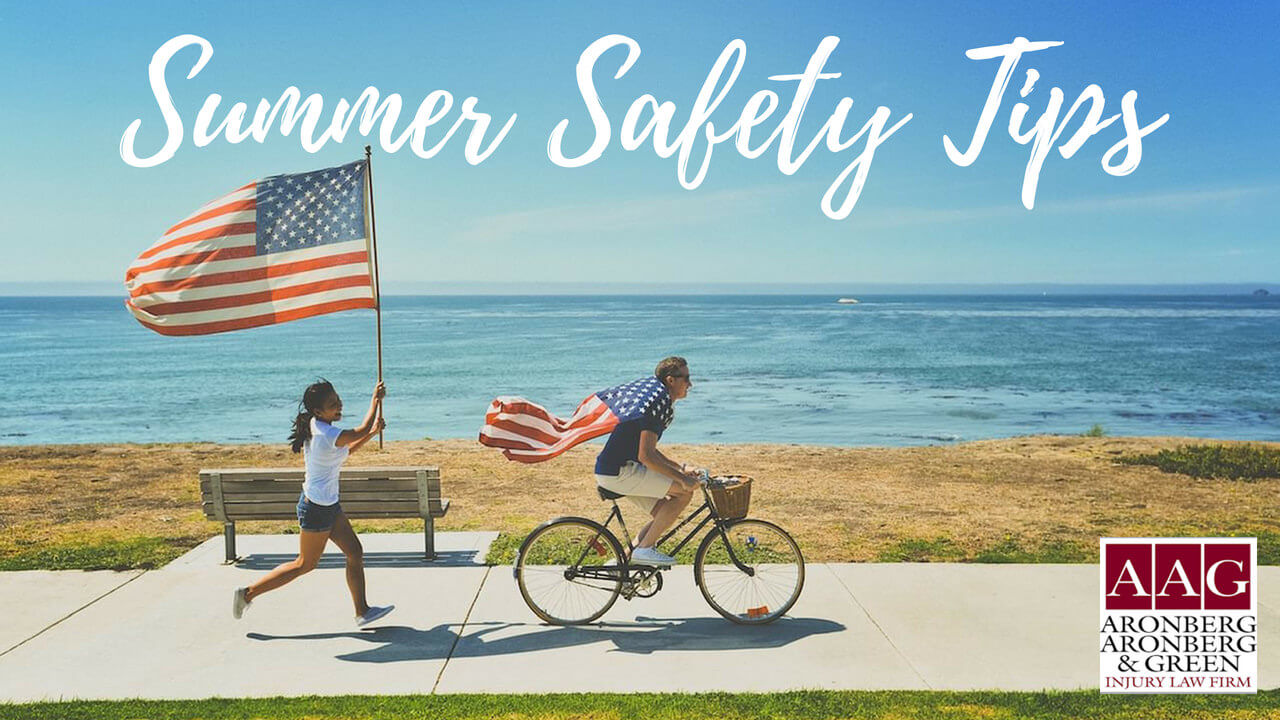 Safety Tips to Maximize the Fun this Summer