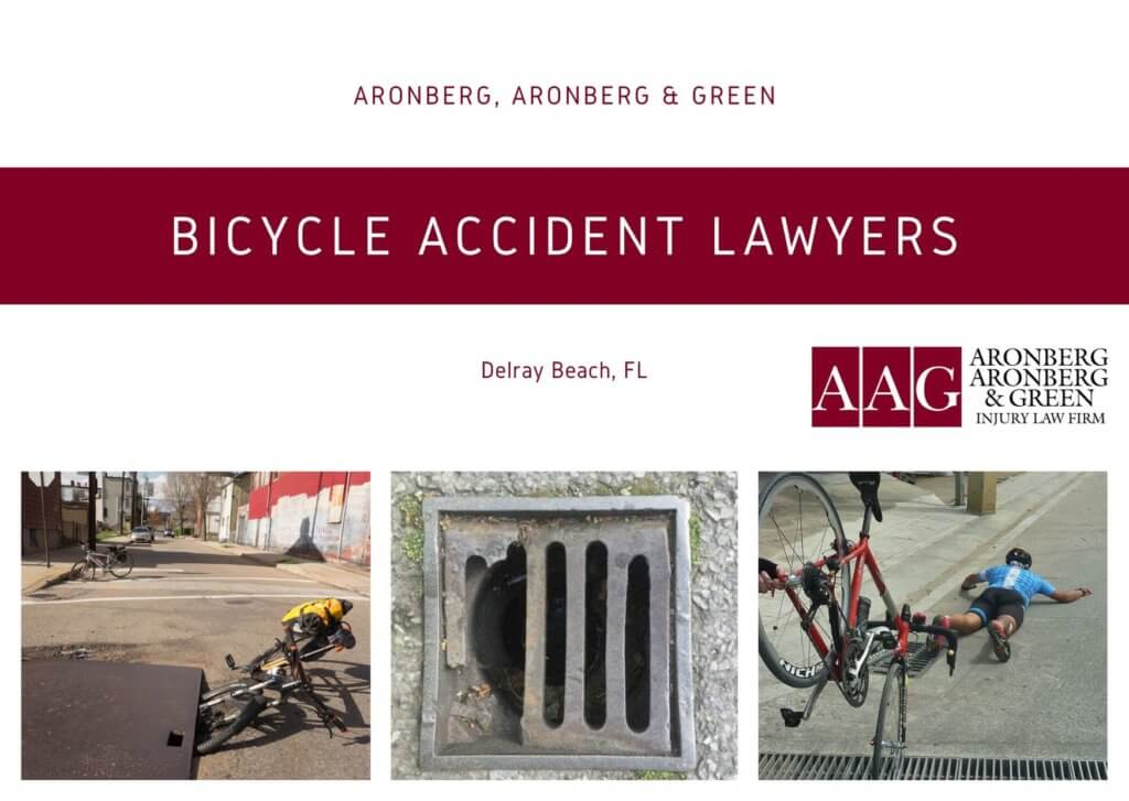 Delray Beach bicycle accident lawyer - Aronberg, Aronberg and Green