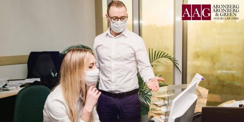 If You Get Sick with COVID-19, Is Your Employer Liable?